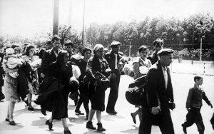 Jewish refugees.