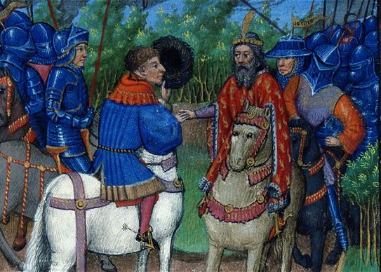 The Crusade in the Fifteenth Century: Converging and Competing Cultures conference