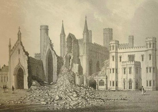 'Recovering Fonthill 1560-2014' two-day symposium