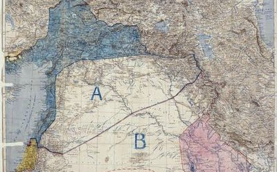 'The First World War and its Aftermath: The Shaping of the Middle East' conference