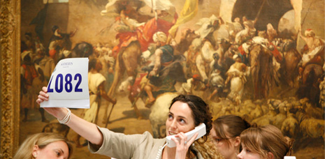 'The Art Market Past and Present:  Lessons for the Future?' one-day conference