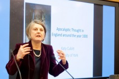 Professor Catherine Cubitt 'Apocalyptic Thought in England around the year 1000'