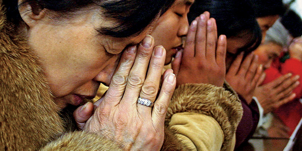 The Shaping of Christianity in China