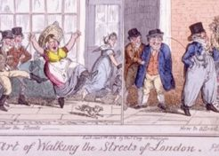 Sir John Hill (1714-1775) and London Life in the 1750s