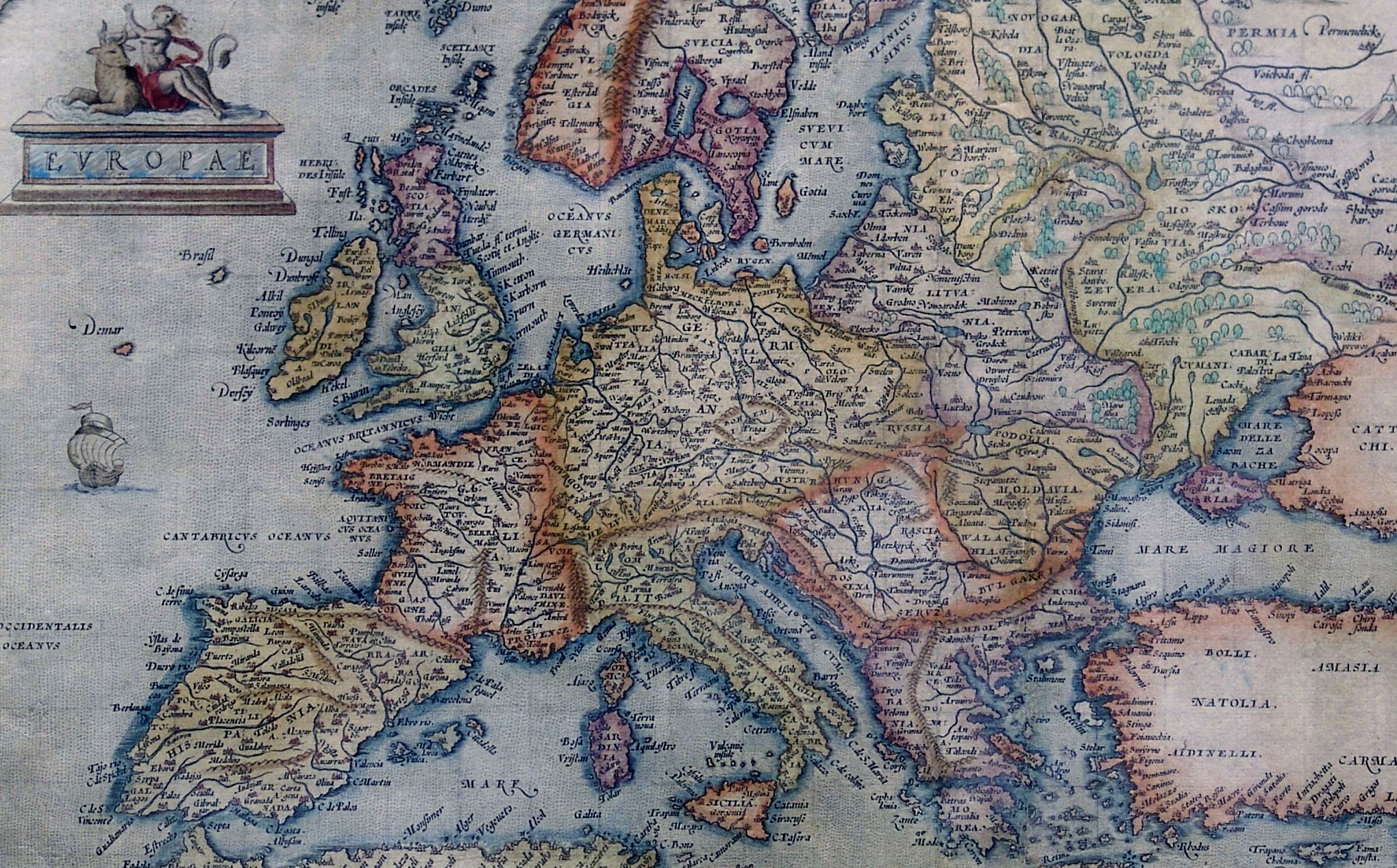 Moveable Types: People, Ideas and Objects: Cultural Exchanges in Early Modern Europe