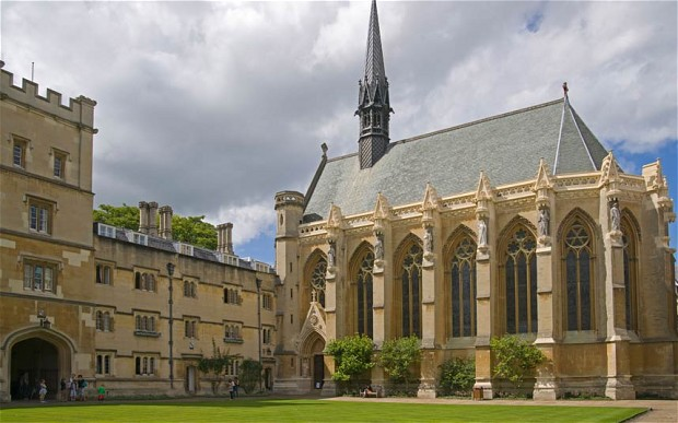 """History of Oxford Colleges Conference - """"College History - Approaches & Methods'"""