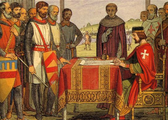 Dr Nigel Saul 'Magna Carta: what should we celebrate?'