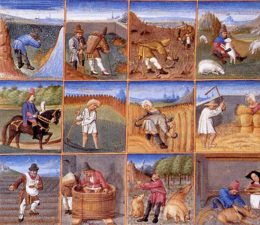 Rural Worlds on the Move: British Agricultural History Society Winter Conference