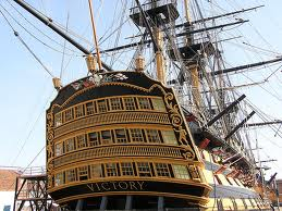 HMS Victory 250: 'The Old Wooden Walls of England' Building the Sailing Navy