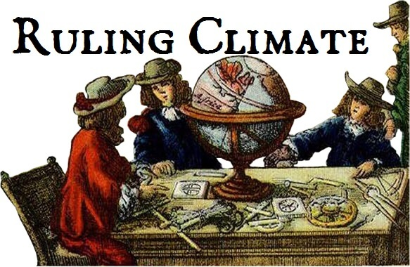 Ruling Climate: The theory and practice of environmental governmentality, 1500-1800