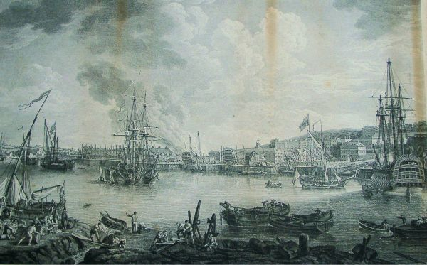 The Royal Dockyards and the Pressures of Global War, 1793-1815