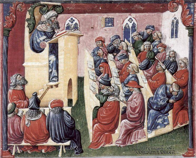 Hatred of University Lecturers and the Inspired Word in the Fourteenth Century