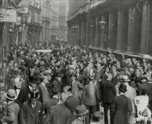Stock Exchange 1930s