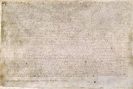 Who wrote Magna Carta? John Coffin Memorial Lecture