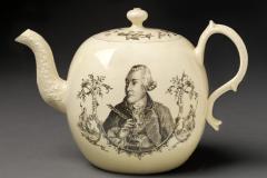 Magna Carta Wilkes teapot