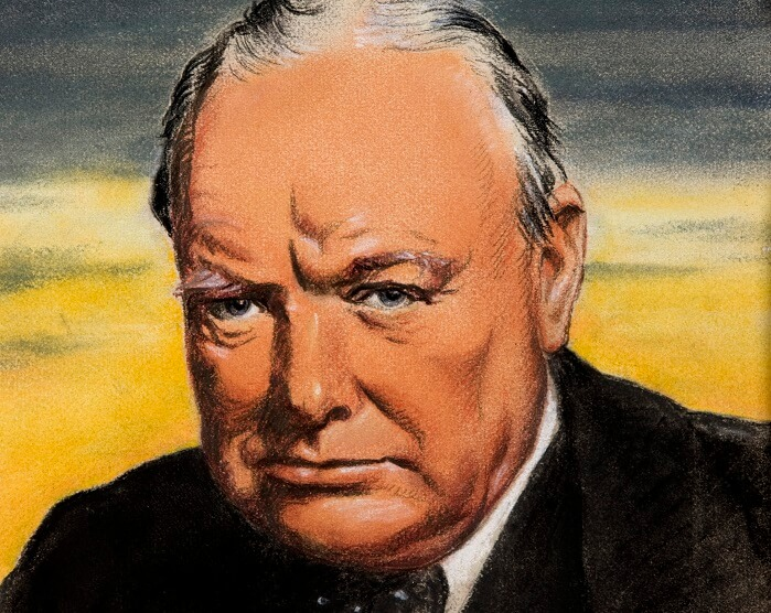 How Churchill Learnt to Love the Free Market