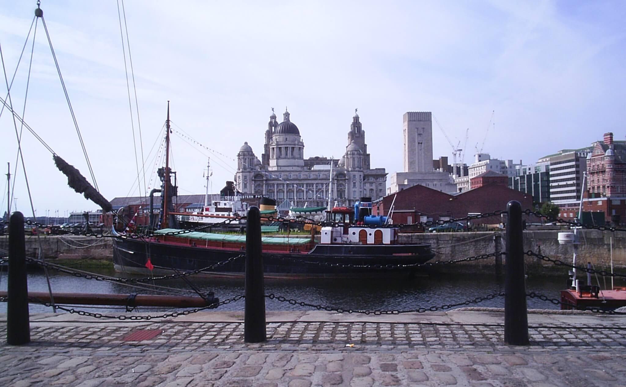 Maritime Merseyside