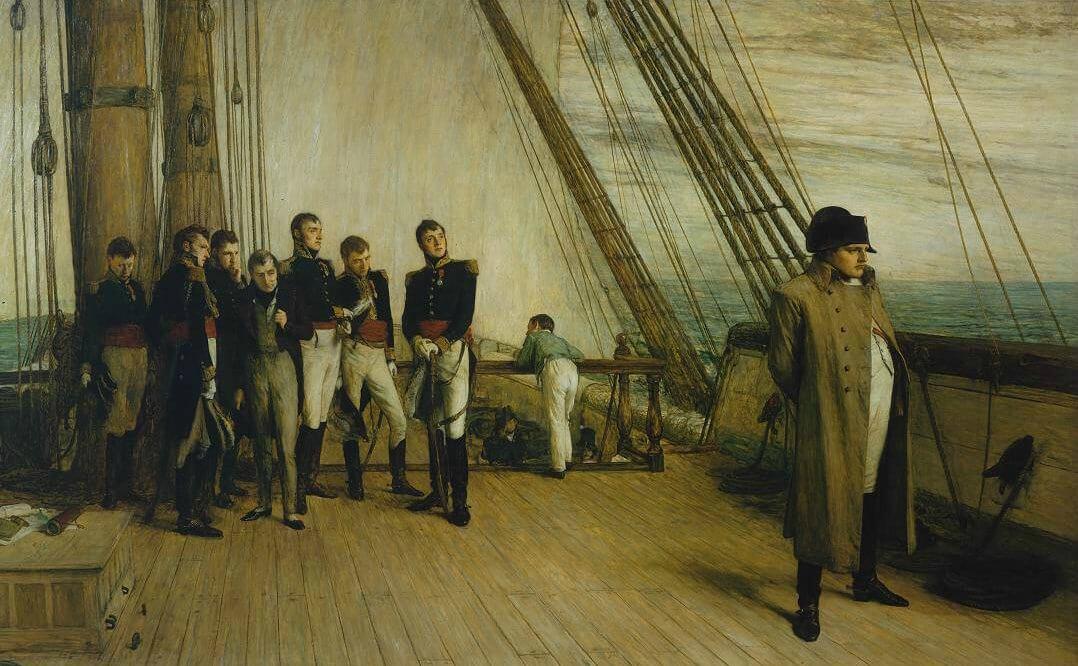 Plymouth & Napoleon: 1815 - 2015