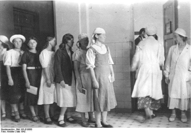 Professor Elizabeth Harvey 'Last resort or key resource? Female foreign labour, the Reich labour administration and the Nazi war effort'