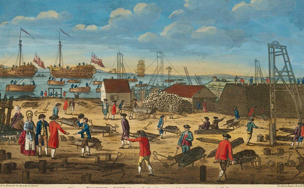 Digital Panopticon: Penal History in a Digital Age