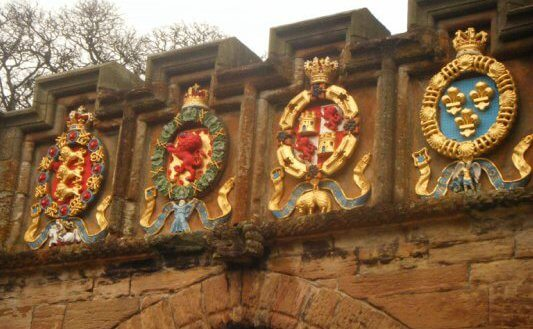 In the Presence of Majesty: James V and Sir David Lindsay