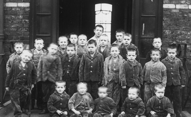 Moving children: The history of child removal in historical perspective