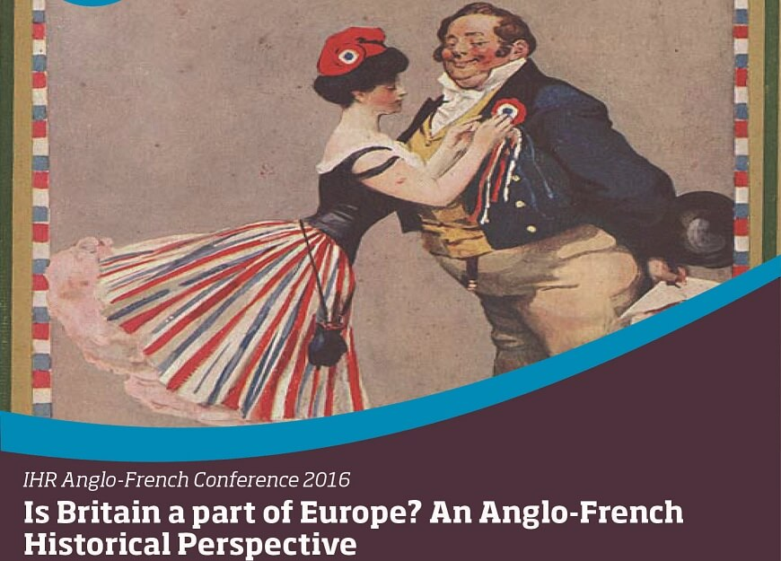 Is Britain a part of Europe? An Anglo-French Historical Perspective