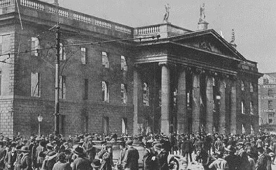 20th Conference of Irish Historians in Britain: Irish Revolutions