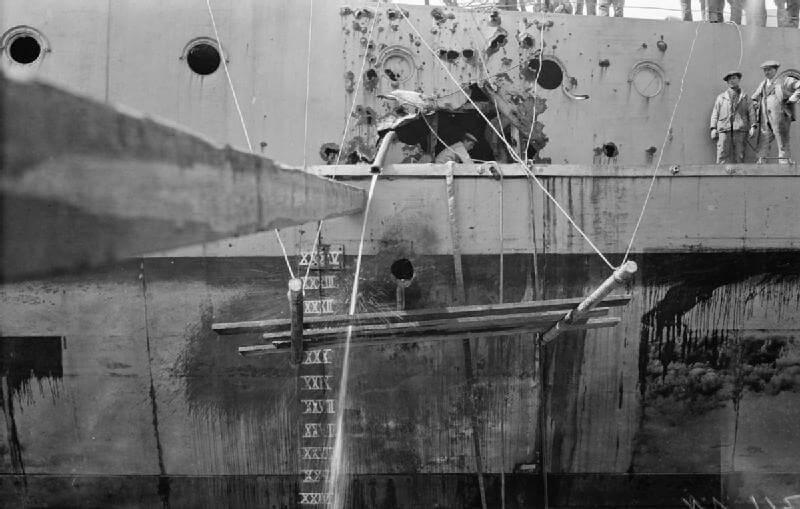 The First World War at Sea, 1914-19