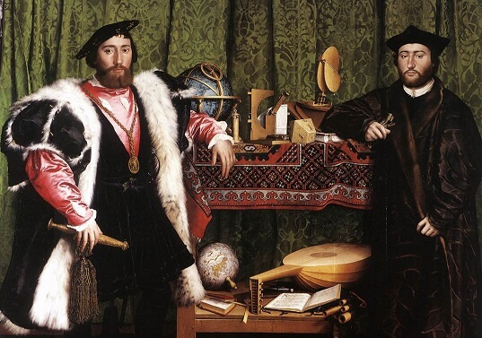 Dacre Lecture 2016: Henry VIII and the Ambassadors