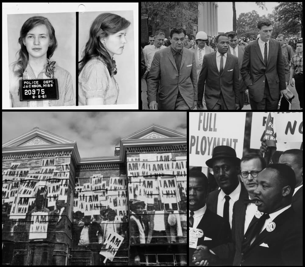 Civil Rights Documentary Cinema and the 1960s: Transatlantic Conversations on History, Race and Rights