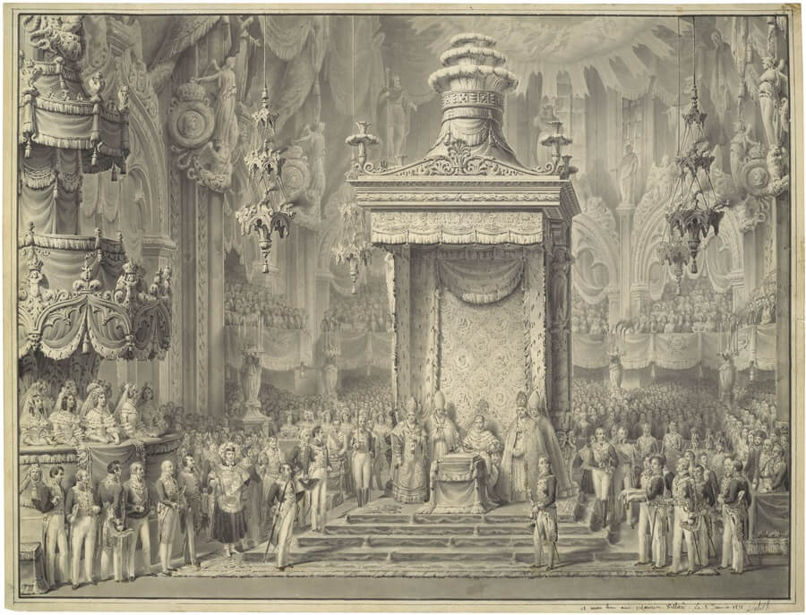 The Price of Peace: Modernising the Ancien Régime? Europe 1815-1848