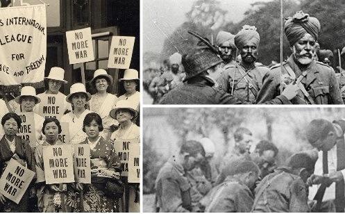 Faith and the First World War