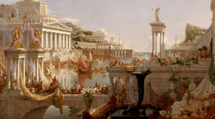 Imagined Worlds in the History of Political Thought