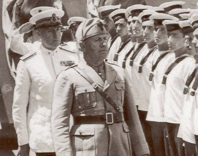 Italy's Decade of War: 1935-45 in International Perspective