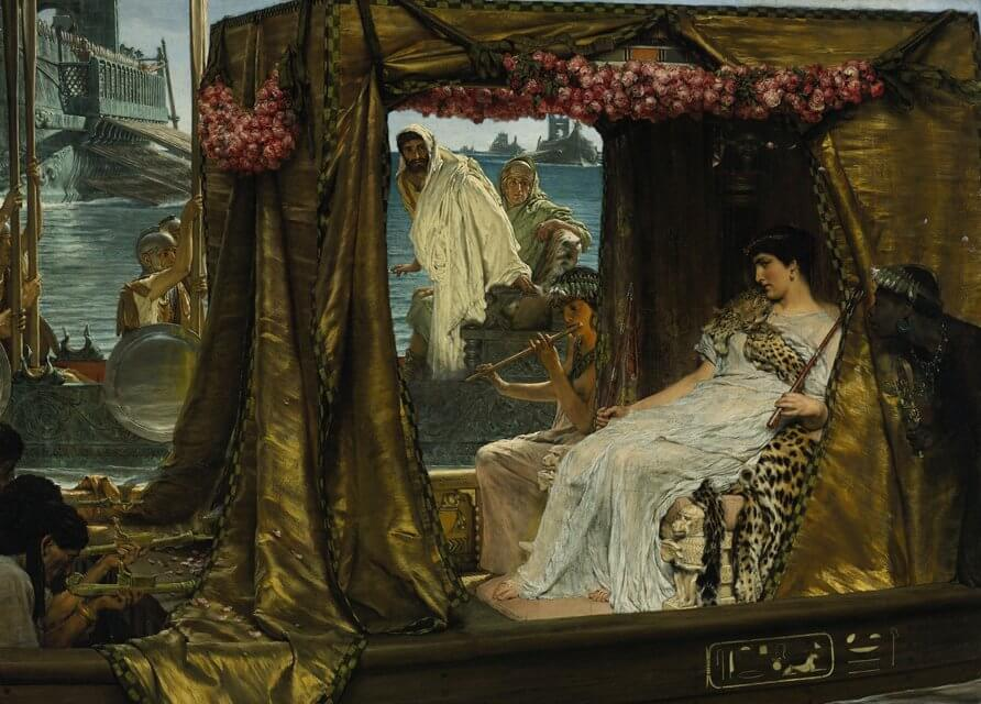 RHS Lecture: The Cleopatras and the Jews