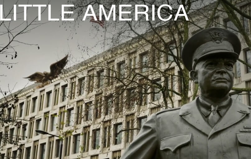 Little America: history and architecture of the US Embassy at Grosvenor Square