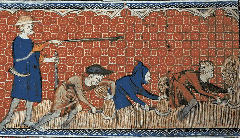 Minority influences in medieval society