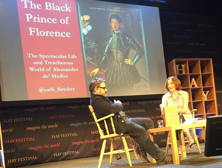 The Black Prince of Florence: A Medici Mystery