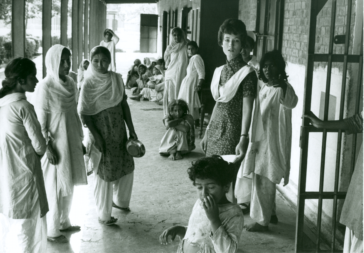 Beautiful Humanitarians: The Public Faces of International Development in the 1950s and 1960s