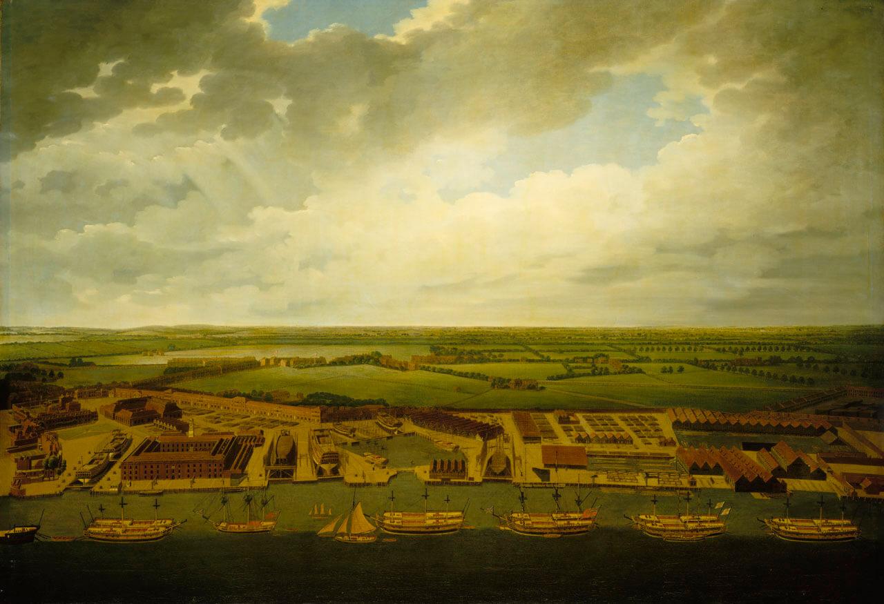 Workshop. War and economy, 1688-1815
