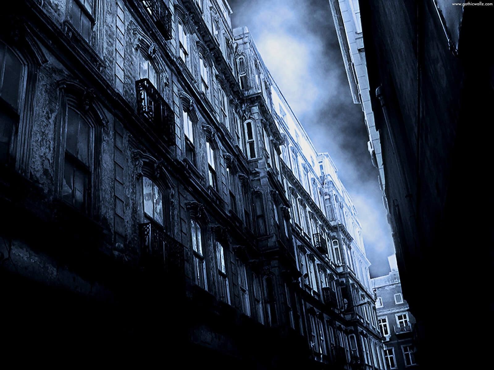 Supernatural Cities II: Gothic Cities