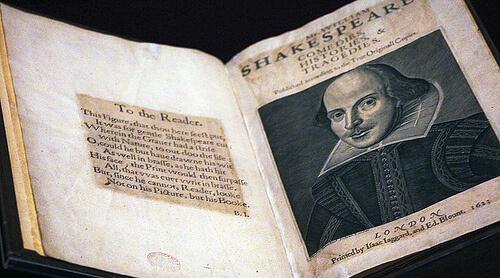 Still Harping on Shakespeare