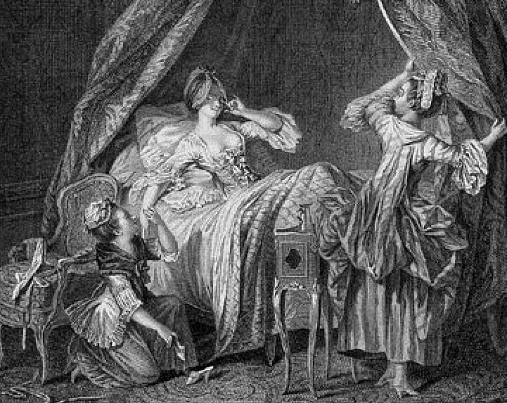 Sharing Beds: Intimacy and Social Hierarchy in Early Modern France