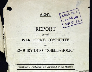 Beyond Shellshock: Mental Health And The First World War