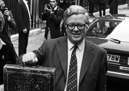 Witness History: Geoffrey Howe, the Treasury Years