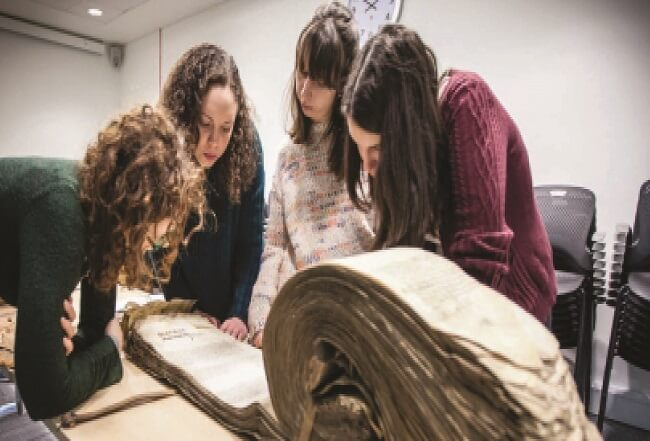The Gerald Aylmer Seminar 2017:  Archives & Teaching in Higher Education