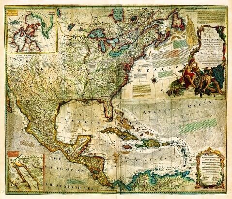 A Comparative History of the British Empire and the  Causes of the American Revolution