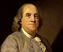 Benjamin Franklin: the Founding Father of Open Source?
