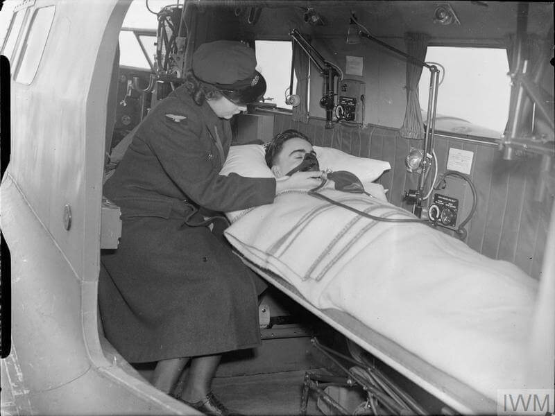 Sky Wards and Flying Nightingales: Nursing in the RAF